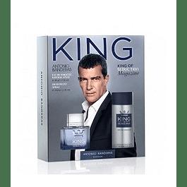 PERFUME KING SEDUCTION HOMBRE EDT 100 ML ESTUCHE
