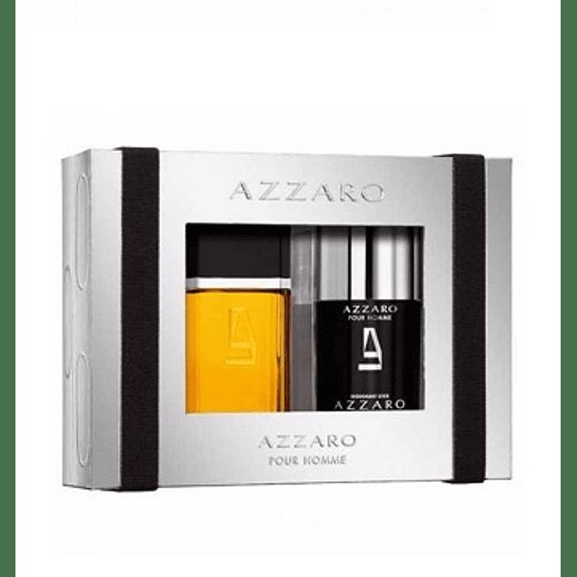 Perfume Azzaro Varon Edt 100 ml Estuche