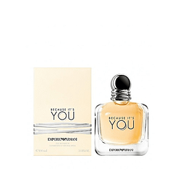 Perfume Because It´S U Armani Dama Edp 100 ml