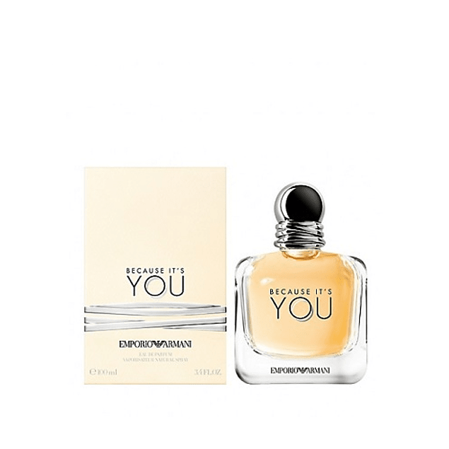 Perfume Because It´S U Armani Mujer Edp 100 ml