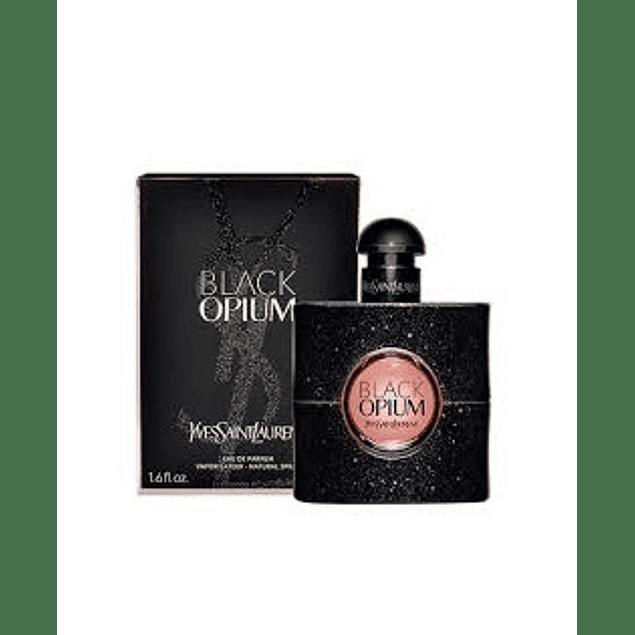 Perfume Black Opium Mujer Edp 90 ml