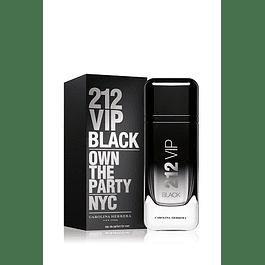 Perfume 212 Vip Black Hombre Edp 200 ml