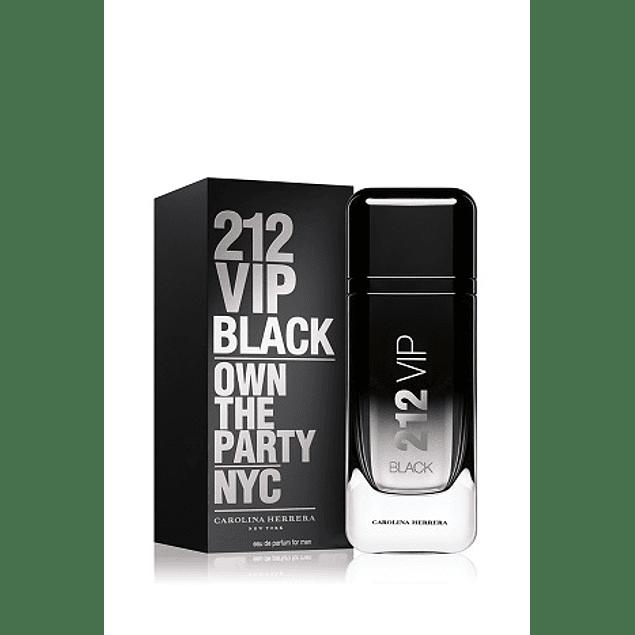 Perfume 212 Vip Black Varon Edp 200 Ml