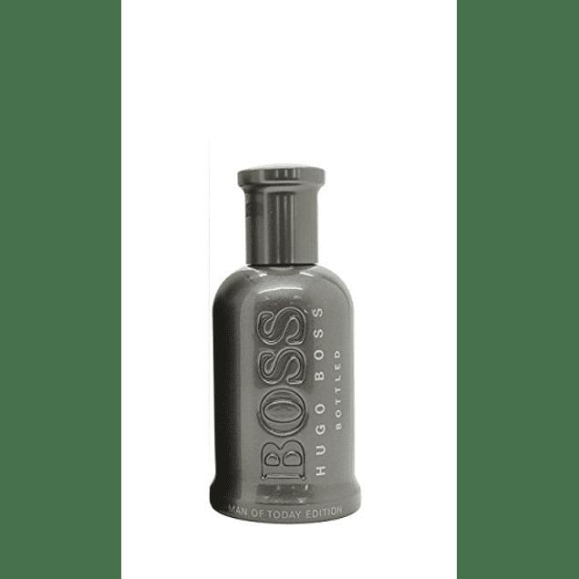 Perfume Boss Bottled N° 6 (Gris) Man Of Today  Hombre Edt 100 Ml Tester