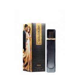 Perfume Paris Hilton Gold Rush Hombre Edt 100 Ml