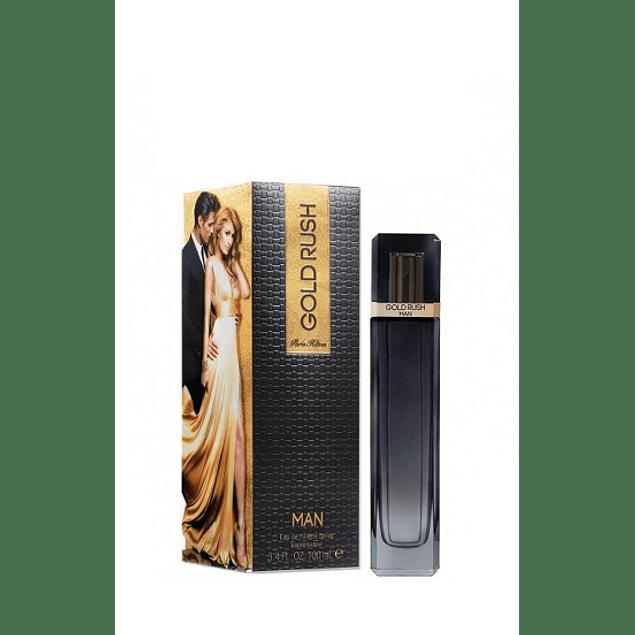PERFUME PARIS HILTON GOLD RUSH VARON EDT 100 ML