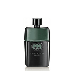 Perfume Gucci Guilty Black Varon Edt 90 ml Tester