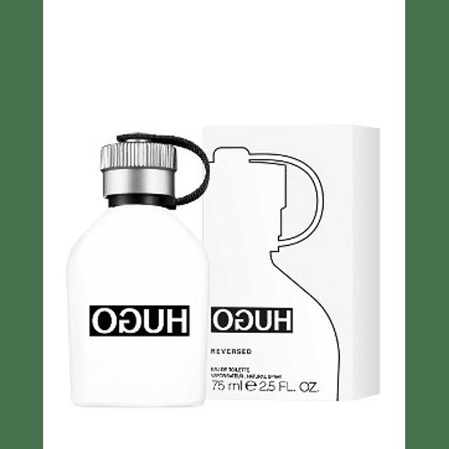Perfume Hugo (Cantimplora) Reversed Hombre Edt 75 ml
