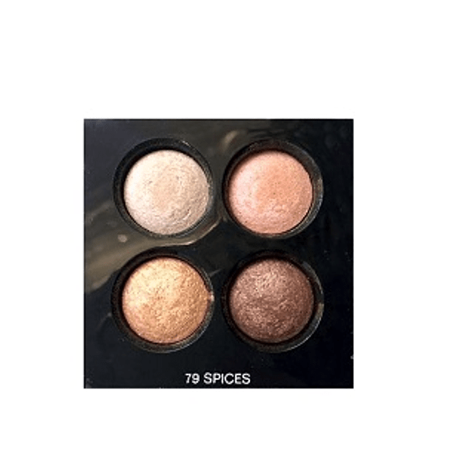 Sombras 4 Colores Tester