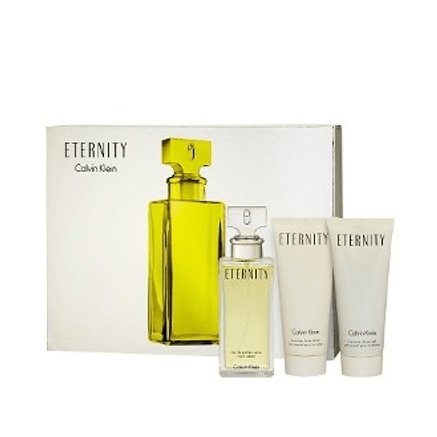 Perfume Eternity Dama Edp 100 ml Estuche