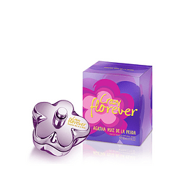 Perfume Crazy Florever Dama Edt 80 ml