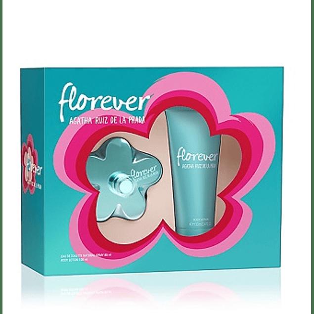 Perfume Florever Mujer Edt 80 ml Estuche