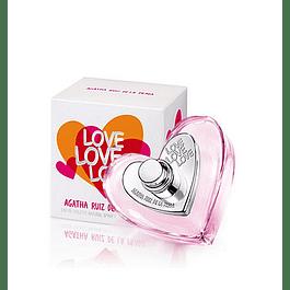 Perfume Love Love Love Dama Edt 80 ml