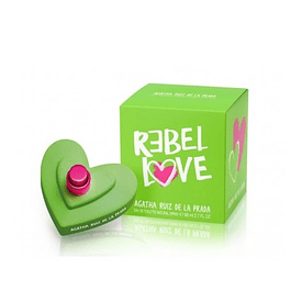 PERFUME LOVE LOVE LOVE REBEL DAMA EDT 80 ML