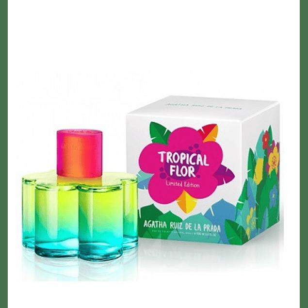 Perfume Tropical Flor Dama Edt 100 ml