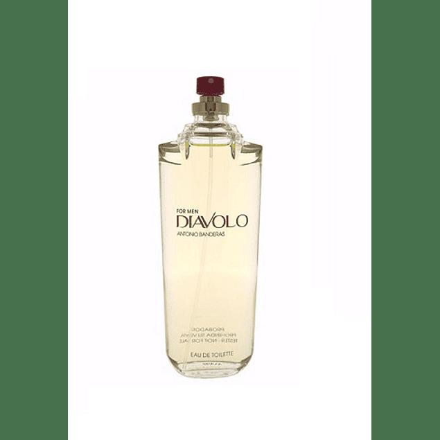 PERFUME DIAVOLO HOMBRE EDT 100 ML TESTER