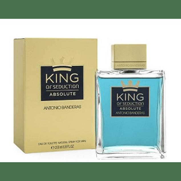 Perfume King Absolute Varon Edt 200 ml