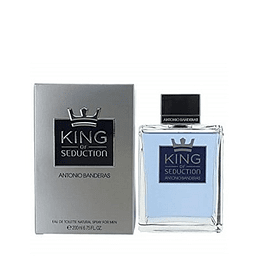 Perfume King Seduction Hombre Edt 200 ml