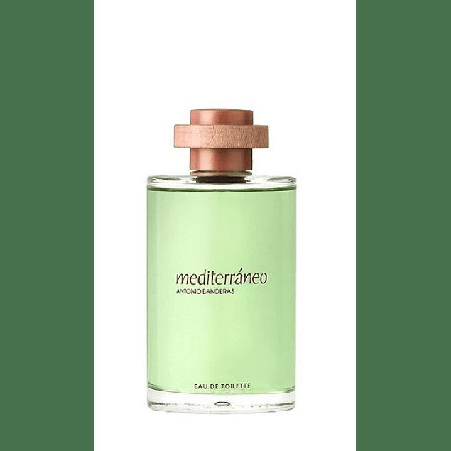 Perfume Mediterraneo Varon Edt 200 ml Tester