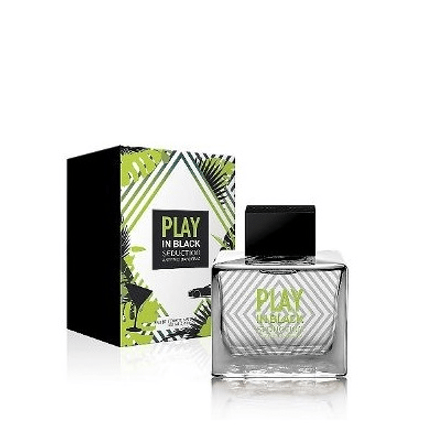 Perfume Play In Black Seduction Varon Edt 100 ml