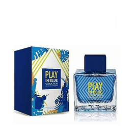 Perfume Play In Blue Seduction Varon Edt 100 ml
