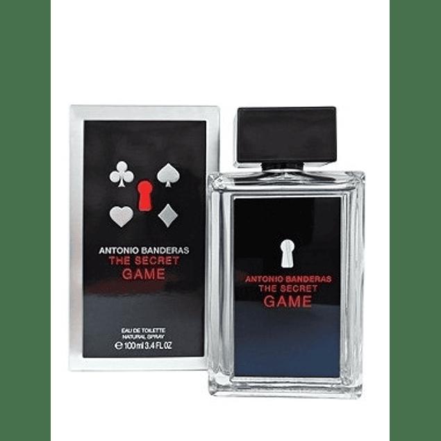Perfume Secret Game Varon Edt 100 ml
