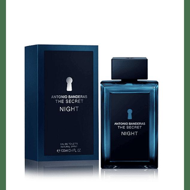 Perfume Secret Night Varon Edt 100 ml