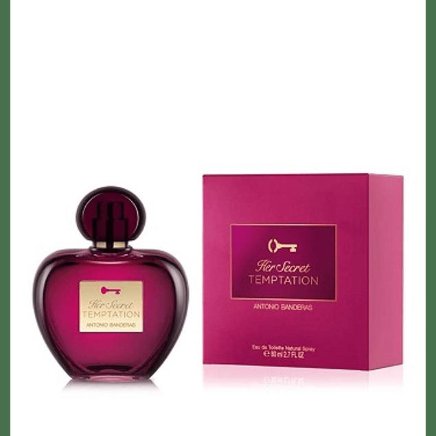 Perfume Secret Temptation Dama Edt 80 ml