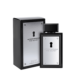Perfume Secret Hombre Edt 200 ml
