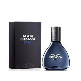 PERFUME AGUA BRAVA AZUL CON SPRAY VARON EDT 100 ML