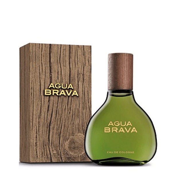 Perfume Agua Brava Varon Edc 350 ml