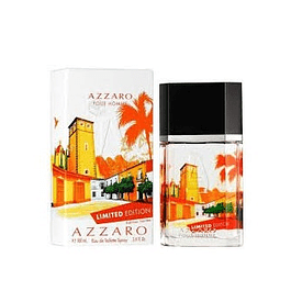 Perfume Azzaro Edition Limited Hombre Edt 100 ml