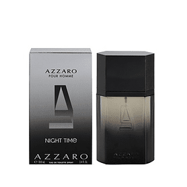 Perfume Azzaro Night Time Varon Edt 100 ml