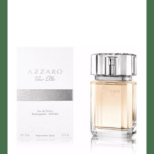 Perfume Azzaro Pour Elle Mujer Edp 75 ml