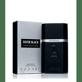 Perfume Azzaro Silver Black Varon Edt 100 ml