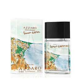 Perfume Azzaro Summer Varon Edt 100 ml