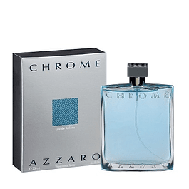 Perfume Chrome Azzaro Hombre Edt 200 ml