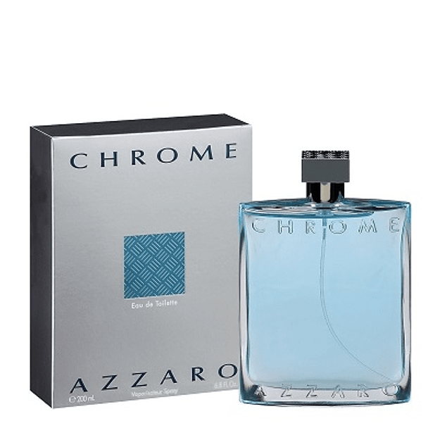 Perfume Chrome Azzaro Varon Edt 200 ml