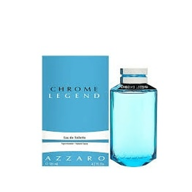 Perfume Chrome Legend Varon Edt 125 ml