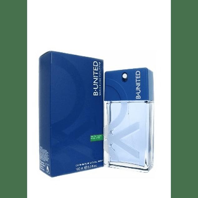 Perfume B United Benetton Man Varon Edt 100 ml