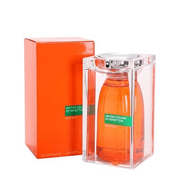 Perfume Benetton United Colors Dama Edt 125 ml