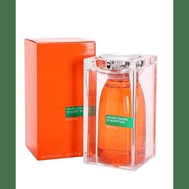 Perfume Benetton United Colors Dama Edt 125 ml