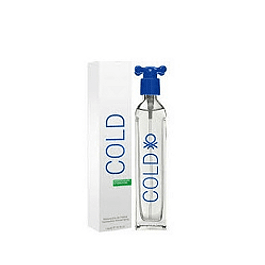 Perfume Cold Benetton Unisex Edt 100 ml