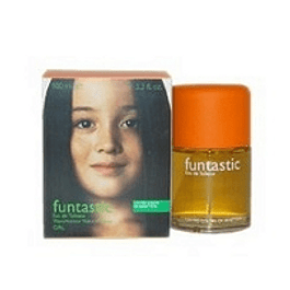 Perfume Funtastic Girl Benetton Dama Edt 100 ml