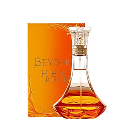 Perfume Beyonce Heat Rush Dama Edt 100 ml