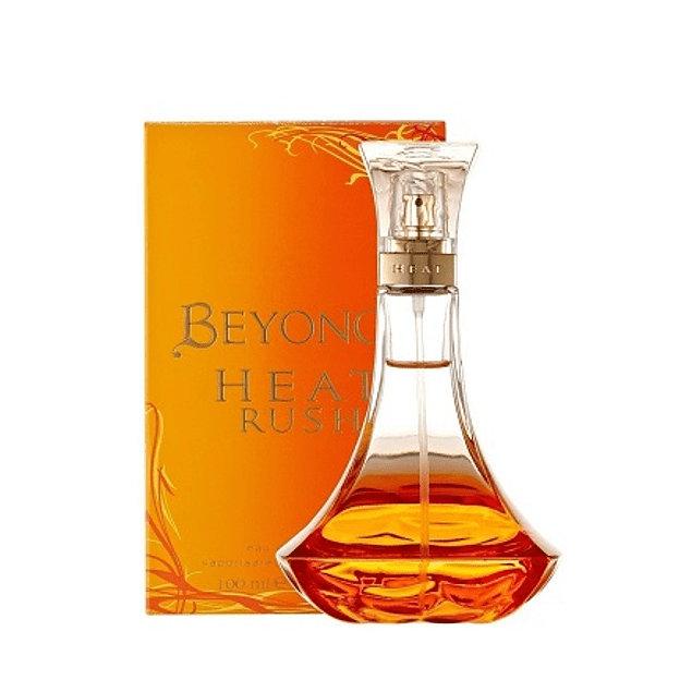 Perfume Beyonce Heat Rush Dama Edt 100 ml