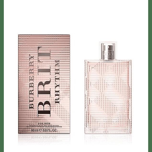 Perfume Brit Rhythm Dama Edt 90 ml