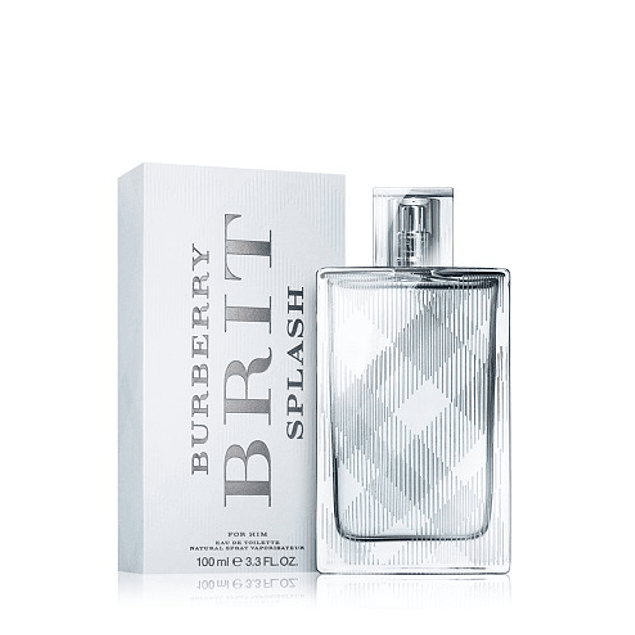 Perfume Brit Splash Varon Edt 100 ml