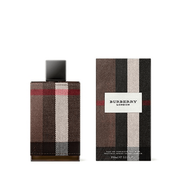 Perfume Burberry London (Tela) Hombre Edt 100 ml