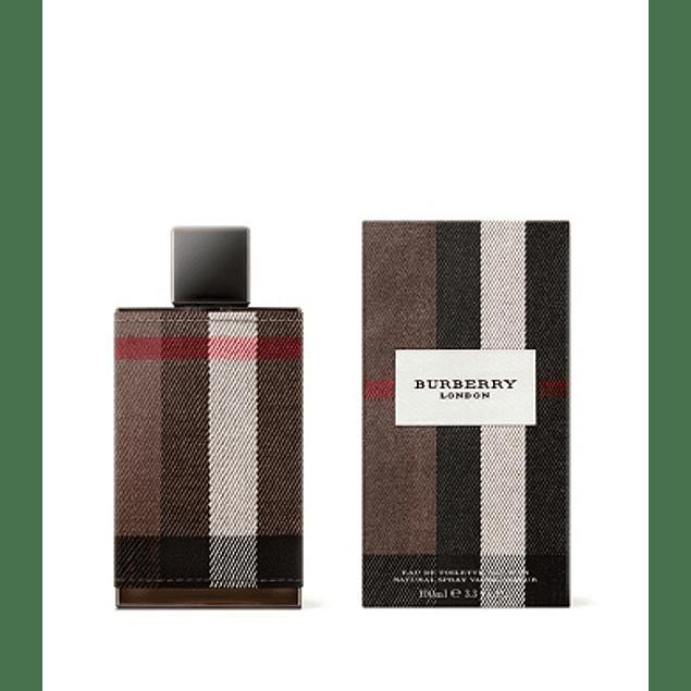 Perfume Burberry London (Tela) Varon Edt 100 ml